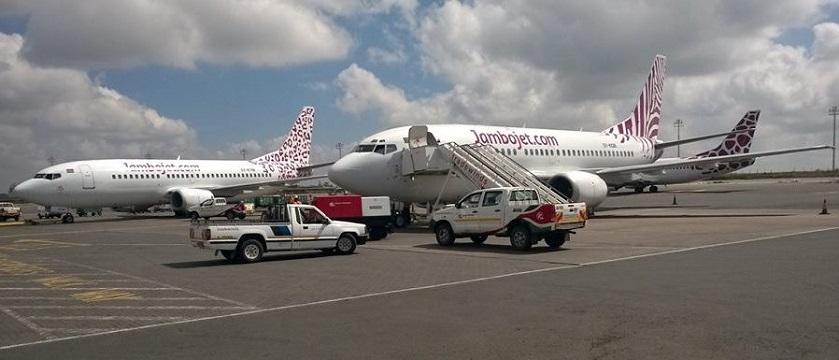 Aerolíneas internas africanas