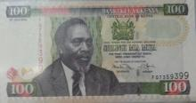Moneda local en Kenya: el chelín keniano (KSH)