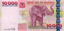 Local currency in Tanzania: tanzanian shilling (TZS)