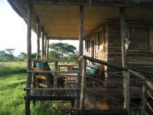 Ikoma Safari Camp, una maravilla en la inmensidad de Serengeti